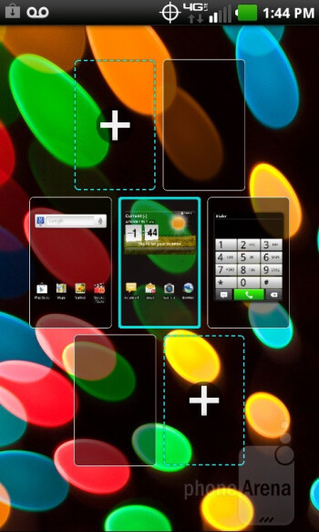 The LG Lucid presents us with Optimus UI running on top of Android 2.3.6 Gingerbread - LG Lucid Review