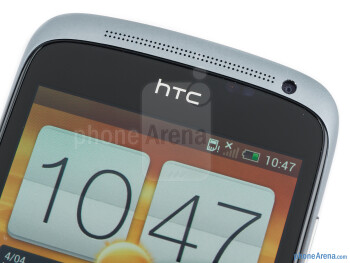 Front-facing camera - HTC One S Review