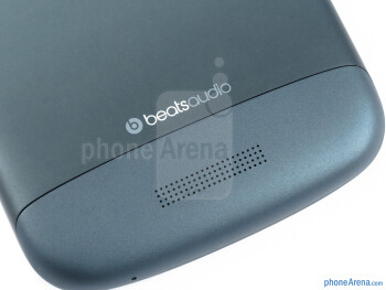 Speaker grill - HTC One S Review