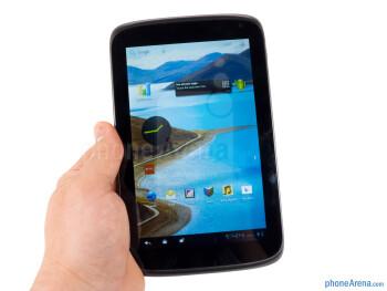 """The ZTE Optik is a fairly plain but decent-looking 7"""" tablet - ZTE Optik Review"""