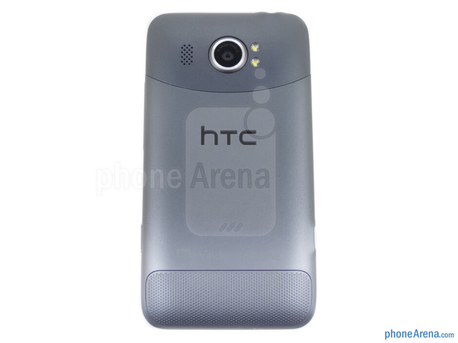 The HTC Titan II feels good in the hand and we have no concerns about its build quality - HTC Titan II Review