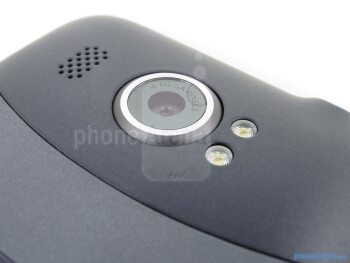 The 16MP shooter on the back - HTC Titan II Review