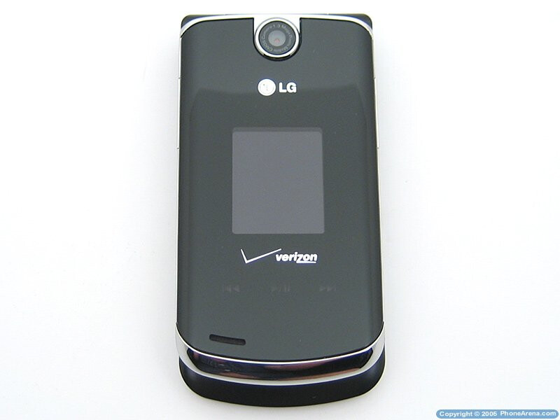 LG Chocolate VX8600 Review