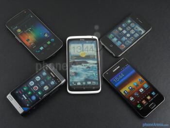 Camera comparison: One X vs Galaxy S II vs Nexus vs N8 vs iPhone 4S