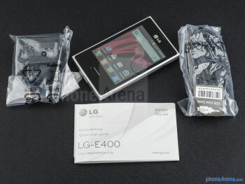 LG Optimus L3 Review