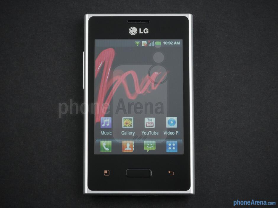 LG Optimus L3 Review