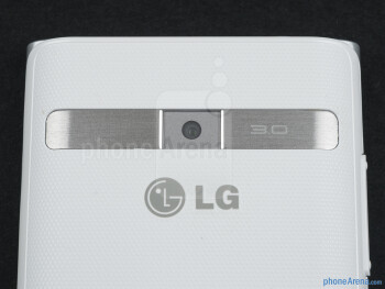 Camera - LG Optimus L3 Review