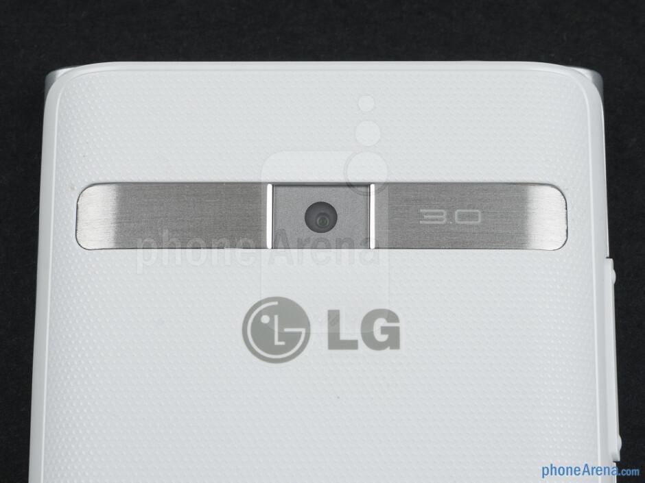 Camera - LG Optimus L3 Review