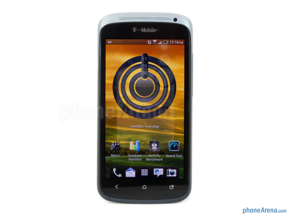 HTC One S for T-Mobile Review