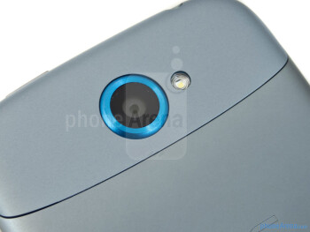 Rear camera - Back - HTC One S for T-Mobile Review