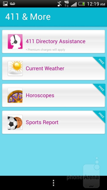 Carrier branded apps - Preloaded apps on the HTC One S - HTC One S for T-Mobile Review