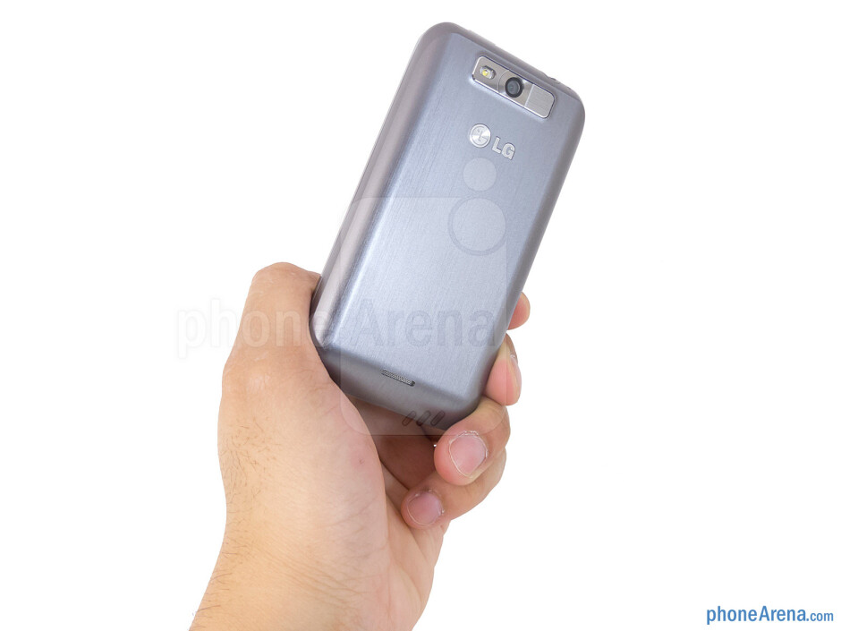 The casing of the LG Viper 4G LTE is constructed out of 50 percent recycled plastics - LG Viper 4G LTE Review