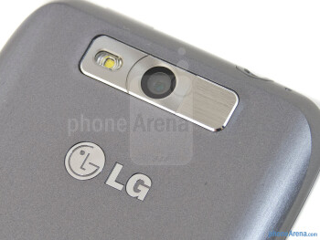 5-megapixel camera - Back - LG Viper 4G LTE Review