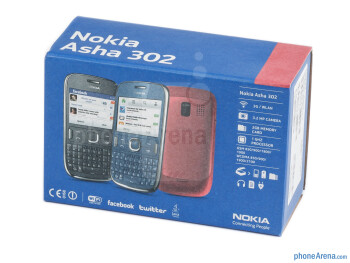 Nokia Asha 302 Review