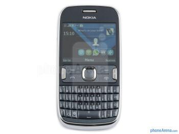 Nokia Asha 302 Review