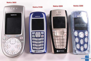 Nokia 3200 review