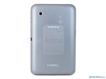 Back - Samsung Galaxy Tab 2 (7.0) Review