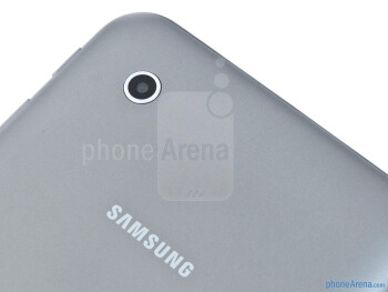 Rear camera - Samsung Galaxy Tab 2 (7.0) Review