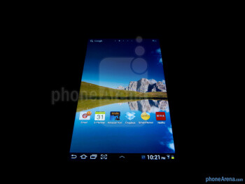 The Samsung Galaxy Tab 2 (7.0) sports a 7-inch display with a resolution of 1024 by 600 pixels - Samsung Galaxy Tab 2 (7.0) Review