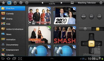 Preloaded third party apps - Samsung Galaxy Tab 2 (7.0) Review