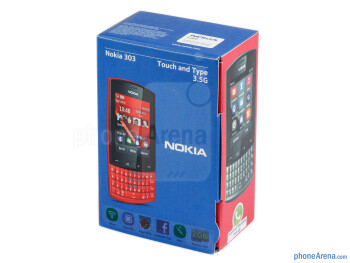 Nokia Asha 303 Review