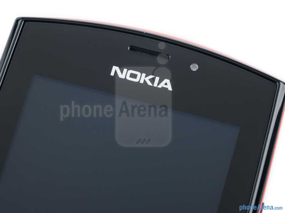 Front-facing camera - Nokia Asha 303 Review