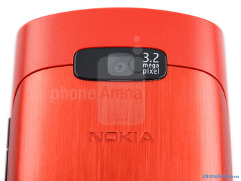 Rear camera - Nokia Asha 303 Review