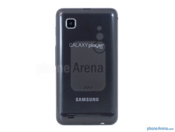 Back - Samsung Galaxy Player 3.6 Review