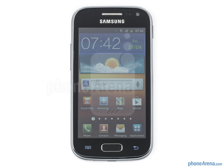 Samsung Galaxy Ace 2 Preview
