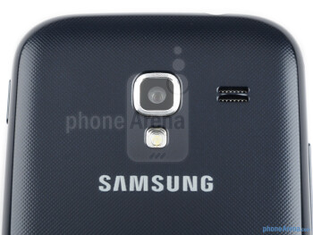 Rear camera - Samsung Galaxy Ace 2 Preview
