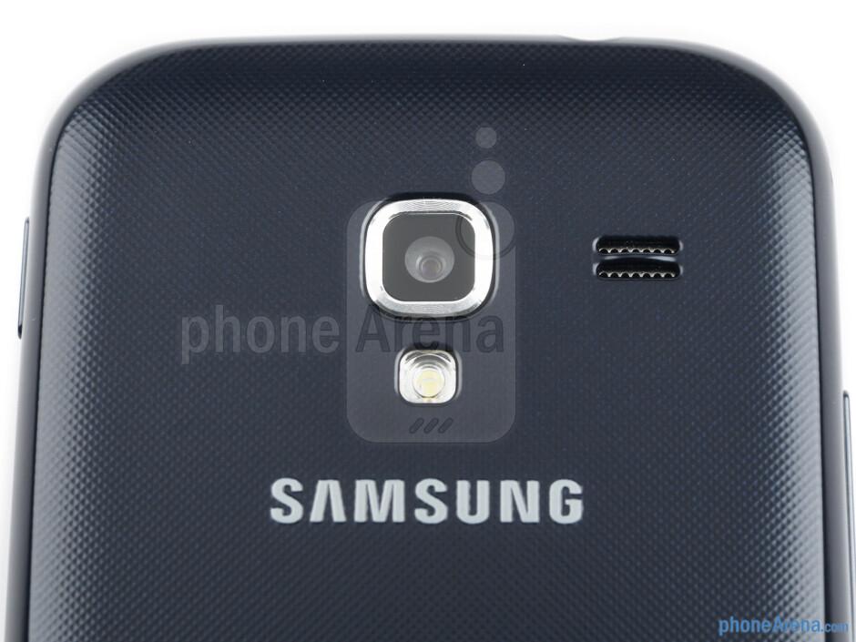 Rear camera - Samsung Galaxy Ace 2 Preview