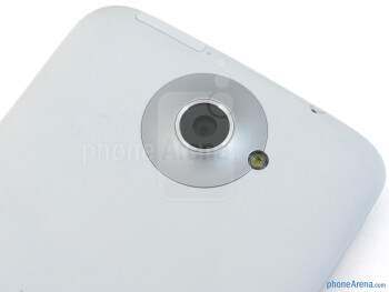 8-megapixel ImageSense camera - HTC One X for AT&T Review
