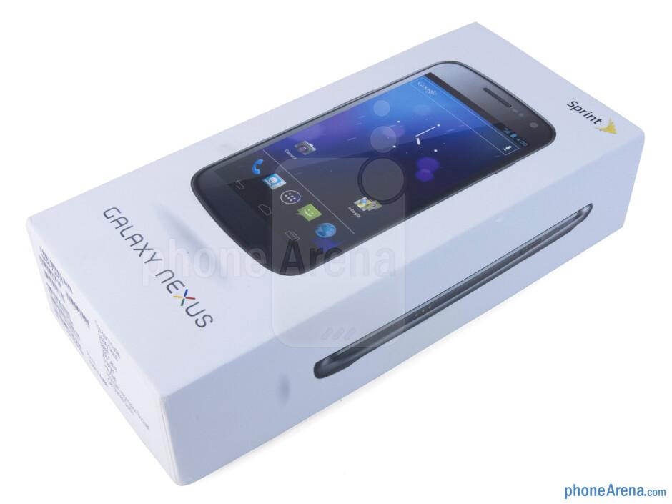 Samsung Galaxy Nexus for Sprint Review