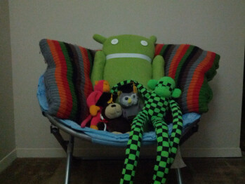 Strong - Indoor samples - Samsung Galaxy Nexus for Sprint Review