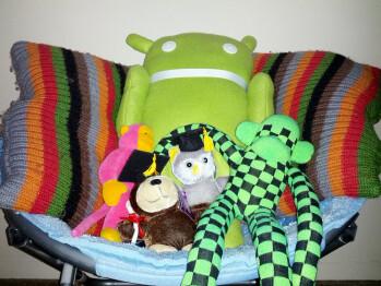3ft - Indoor samples - Samsung Galaxy Nexus for Sprint Review