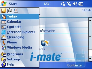 i-mate JAQ3 Preview