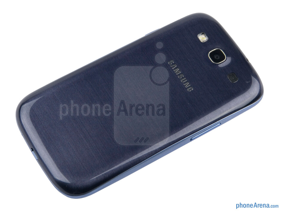 Back - Samsung Galaxy S III Preview