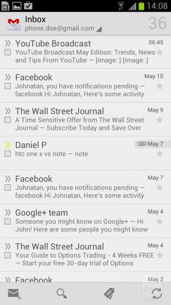 Email - Samsung Galaxy S III Preview