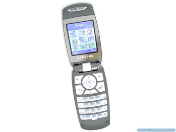 Samsung SGH-T719 Review