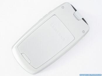 Exterior - Samsung SGH-T719 Review