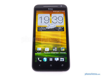 "The 4.7"" Super LCD 2 HD display is beautiful - HTC EVO 4G LTE Review"