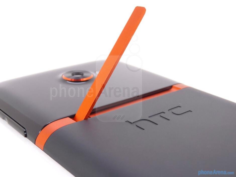The kickstand - HTC EVO 4G LTE Review