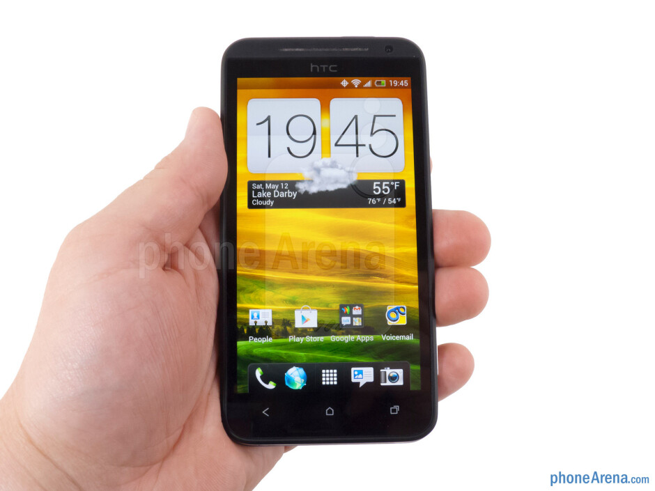 Fashioned from an anodized aluminum unibody, the EVO 4G LTE is a pleasure to pick up - HTC EVO 4G LTE Review
