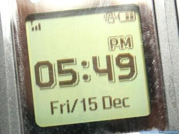 External Display - Samsung SGH-T719 Review