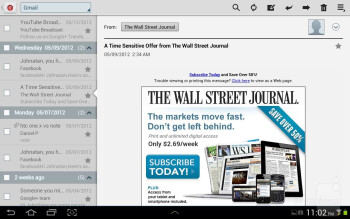 Email - Samsung Galaxy Tab 2 (10.1) Review