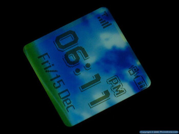 External Display - Samsung SGH-T719 Review