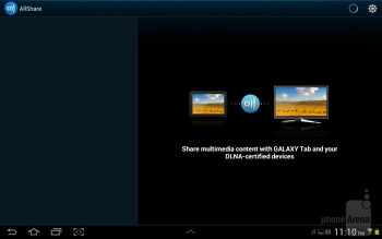 Third party apps - Samsung Galaxy Tab 2 (10.1) Review