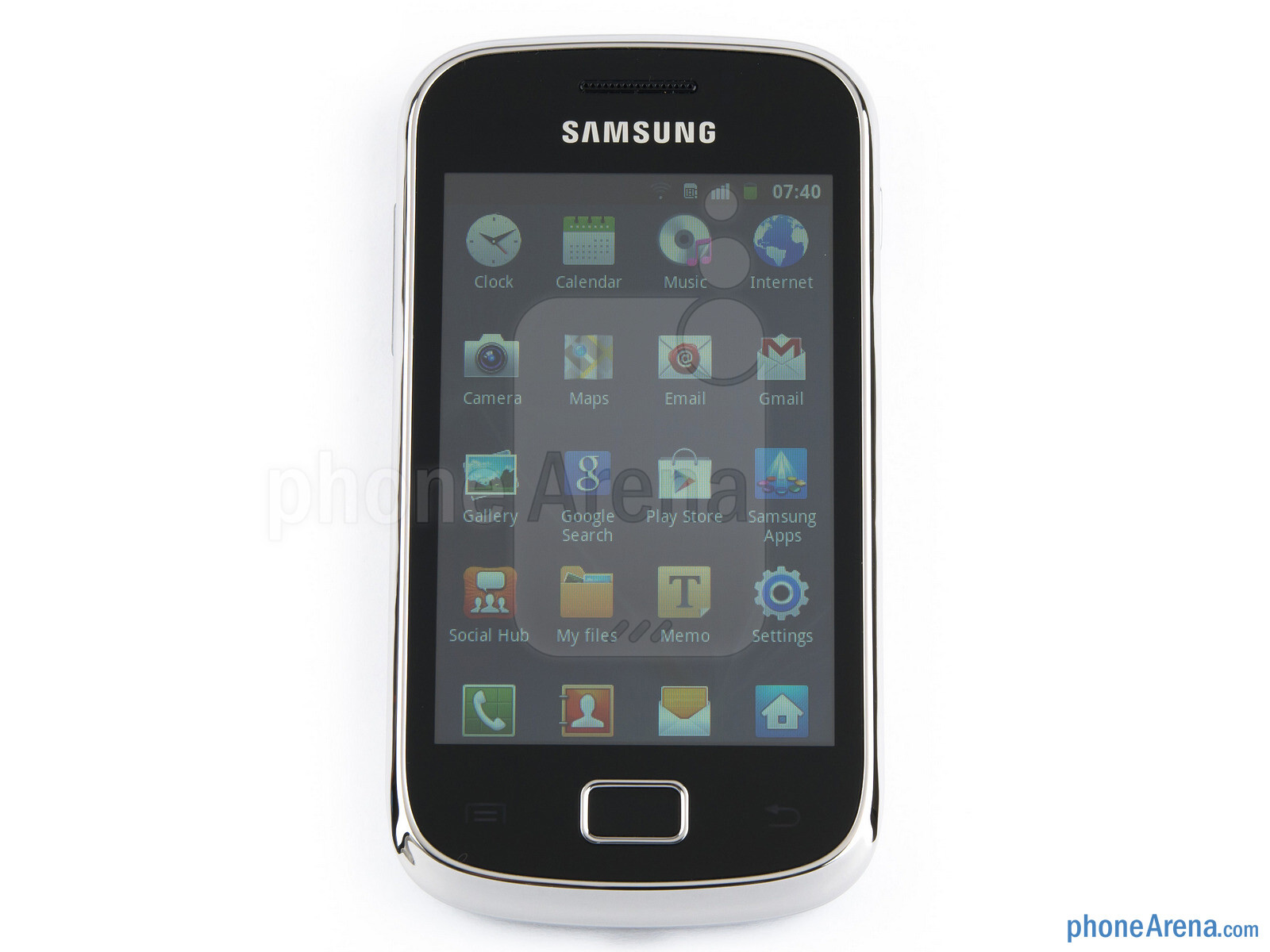 Samsung Galaxy Mini 2 Review Id3033