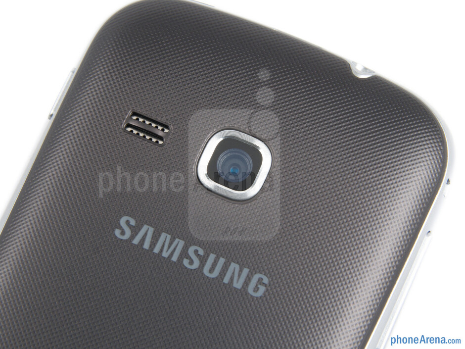 Camera - Samsung Galaxy mini 2 Review
