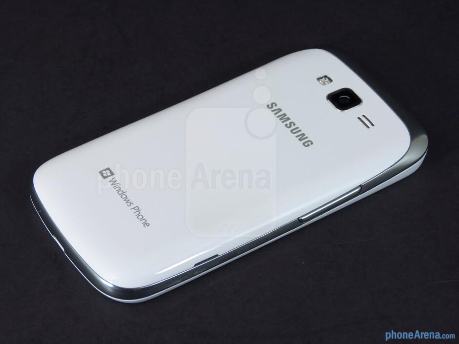 Back - Samsung Focus 2 Review